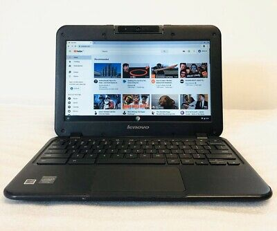 Lenovo Chromebook N21 11.6in. (16GB, Intel Celeron, 2.16GHz, 4GB) Netbook -...