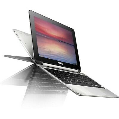 ASUS Chromebook Flip C100P 10.1in. (16GB, ARM Rockchip RK3288 Cortex A17...