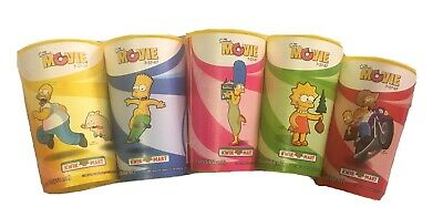 The Simpsons Movie Memorabilia Buzz Cola 12 Ounce Can Soda 7 Eleven Doh Inc The Simpsons