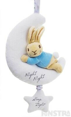 Night Night Musical Peter Rabbit | Beatrix Potter | Peter Rabbit Baby Gifts Toys