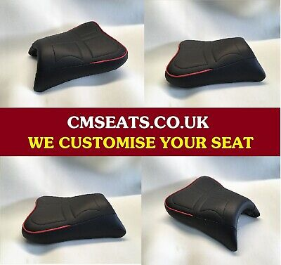 Yamaha Fz8 Custom Gel Seat  *** We Customise Your Seat ***