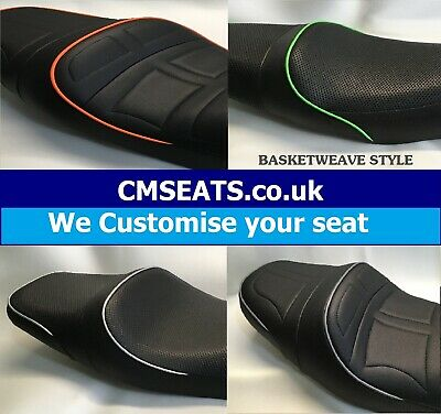 Yamaha Mt07 Custom Gel Seat  *** We Customise Your Seat ***