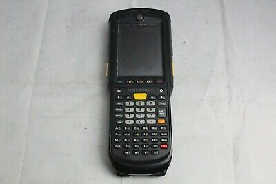 Motorola Symbol MC9596 Barcode Scanner - CRACKED SCREEN (For Parts Or Repair)