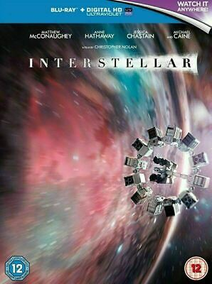 Interstellar - Limited Edition Digibook [Blu-ray] New and Factory Sealed!