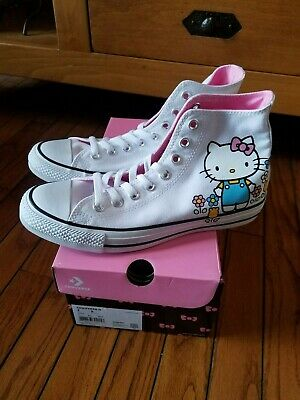 NIB RARE PUMA x HELLO KITTY Suede Shoes Sneakers IN HAND FREE SHIP 7-8.5