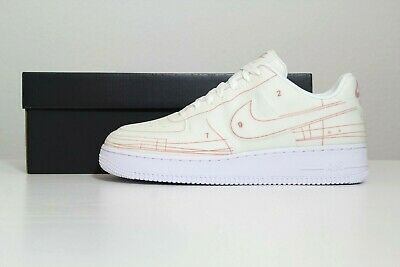 NIKE WMNS AIR Force 1 '07 LX Bling EU 40 US8.5 EUR 130