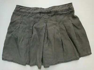 Zara Girls 6 Outfit Strawberry Red Pink Top Khaki Green Shorts Culottes Short GC