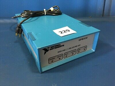 National Instruments Gpib-610 Bus Extender