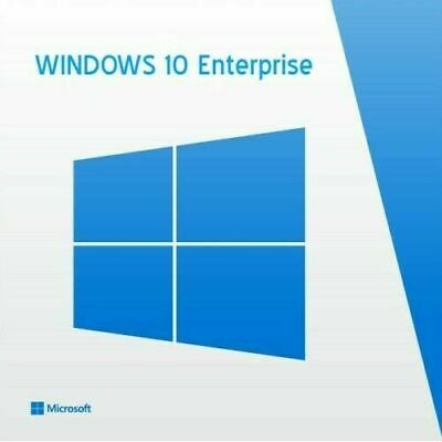 win 10 ENTERPRISE 32/64 bits licencia original DIGITAL KEY