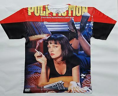 Pulp fiction dry fit T shirt classic 90s movie