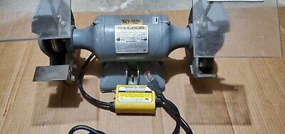 Baldor Grinder Buffer 1/3HP, 3.1AMPS, 3,600RPM  No. 623E