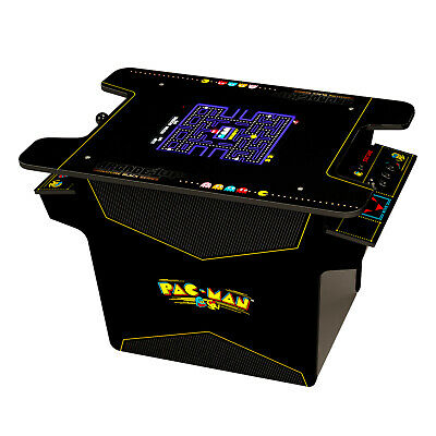 Pacman Head-to-head Gaming Table - Black Series [Brand New]