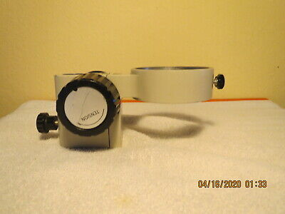 Nikon 76 mm microscope focus mount with 25mm post mount - fits Olympus & Leica