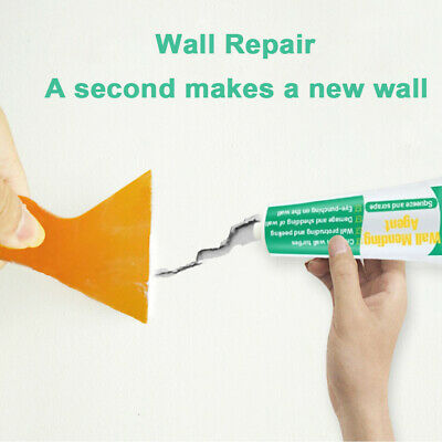 Household Wall Repair Paste Crack Repair Mending Agent Wall Paste Cream 100g USA