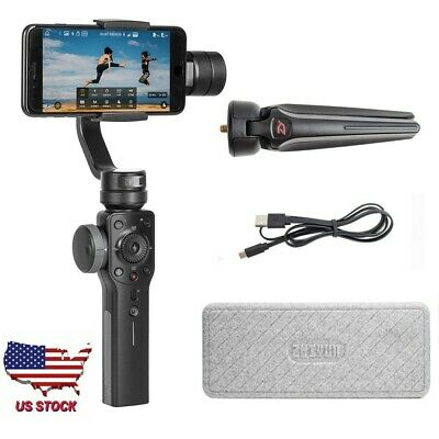 Zhiyun Smooth 4 3-Axis Gimbal Stabilizer for iPhone 11 Pro Xs Max Xr X 8 Plus 7