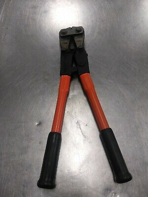 Nicopress 51-C-887 Swaging Crimping Sleeves Go Gauge Wire Rope Compression Tool