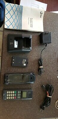 ATT AT&T 3610 Portable Cellular Telephone Preowned