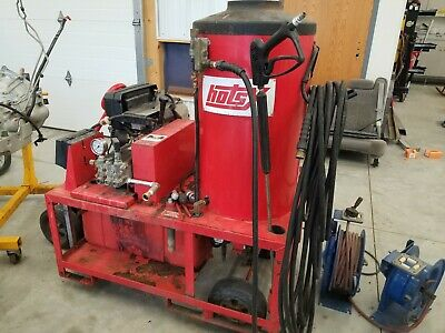 Hotsy 1240 Gas Engine Diesel Burner NEW COIL Pressure Washer 4gpm @ 2,000psi