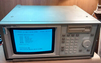 HP/ Hewlett Packard 1650B Logic Analyzer Rev 02.06 - Fast Shipping