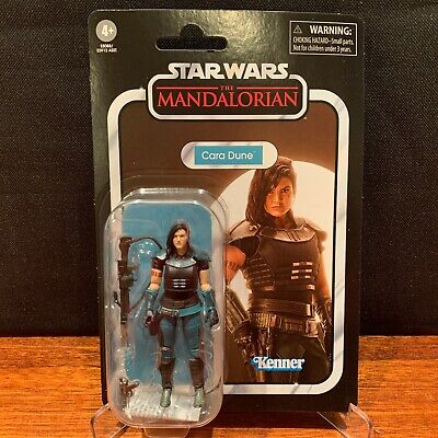 Star Wars Vintage Collection - CARA DUNE Figure VC164 - COLLECTORS GRADE MINT!