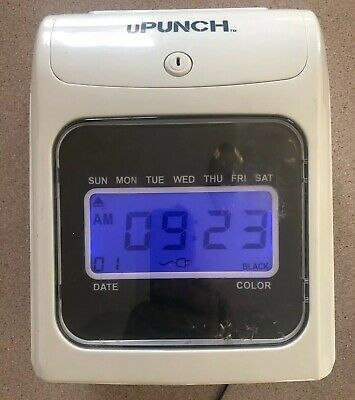upunch hn4000 Time Card Punch