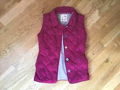 Joules Body Warmer Age 8