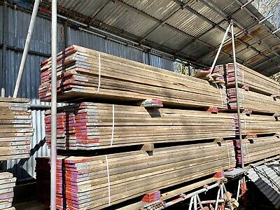 13 FT Scaffold Boards - Used, Local Delivery Available