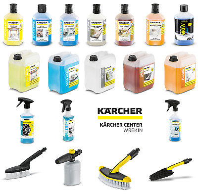 Karcher Pressure Washer Car Patio Wood Plastic Glass Cleaner Detergent Chemical