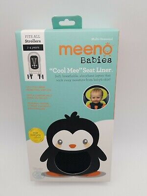 """Meeno Babies """"Cool Mee"""" Stroller LinerSoft, Breathable, Moisture Wicking"""