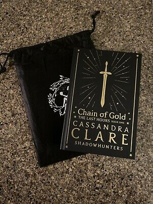 FAIRYLOOT CHAIN OF Gold + Illumicrate Gold Foil Poster + Wedding ...