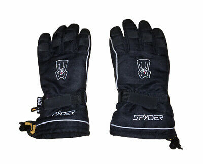 Spyder Thinsulate Insulation 40 Gram Black Winter Ski Gloves