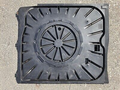 Mercedes W124 Coupe **Spare Wheel cover** 1246934533 OEM