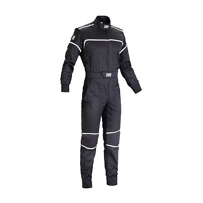 OMP BLAST black Mechanics Suit - Genuine - 58