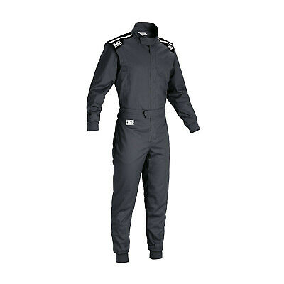 OMP SUMMER-K black Karting Suit - Genuine - S