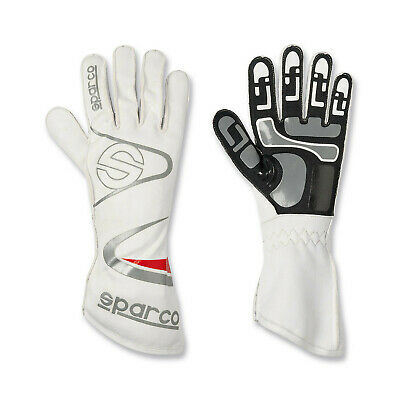 Sparco Gloves Arrow K-7 white - Genuine - 9