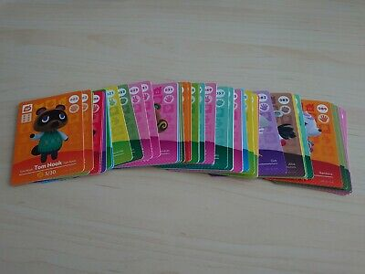 Animal Crossing Amiibo Cards North America Series 1, 2, 3, 4 - You Pick