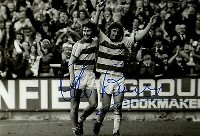 Stan Bowles QPR Signed 12x8 photograph - Hand Signed with COA