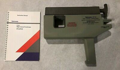 TESTED - Tektronix CT-4 (CT4)High Current Transformer - MINT CONDITION -PASSED