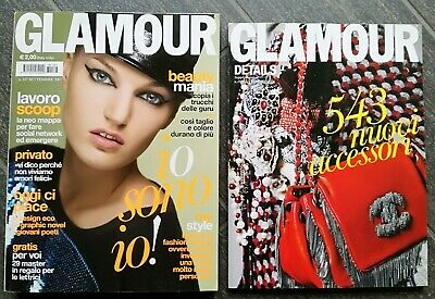 GLAMOUR settembre 2007 + GLAMOUR DETAILS