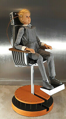 Gerry Anderson Thunderbirds 1:1 Puppet/Studio ScaleJoe 90 & BIG RAT Seat KITS