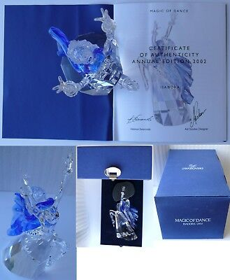 "Swarovski - Isadora - Scs ""Magic Of Dance"" Anno 2002"