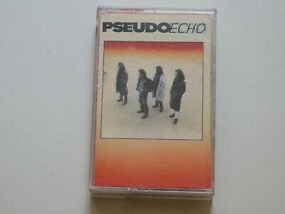 Pseudo Echo Race Cassette Tape Tested Rca 1989