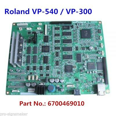 Original Roland VP-540 Mainboard for Roland VP-540 / VP-300 - 6700469010