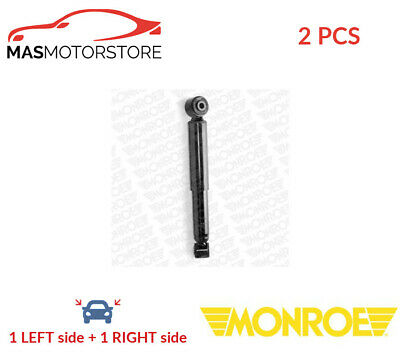 Shock Absorber Set Shockers Rear Monroe V1167 2Pcs G New Oe Replacement