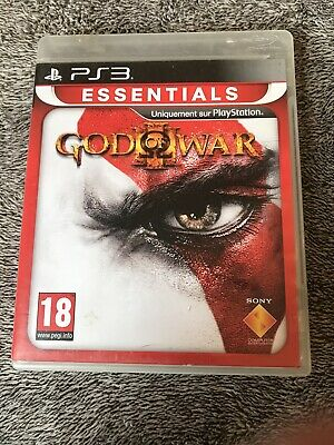 Jeu Video Playstation 3 Sony Ps3 God Of War III