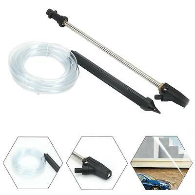 Sand Blaster Hose High Pressure Sand Blasting Gun Tube Car Washer Wet Tool Kit