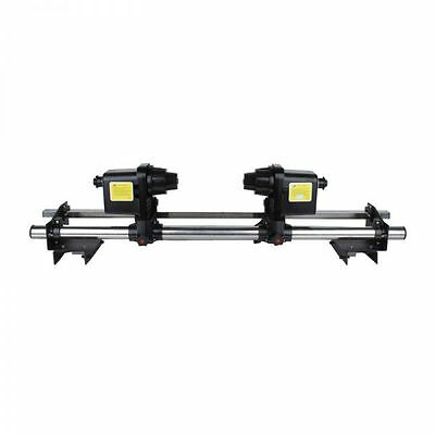 """54"""" Automatic Media Take up Reel SD54 Two Motors for Mutoh/ Mimaki / Roland 110V"""