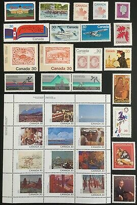 Canada Stamp - Complete Set of 30 Cent Stamps