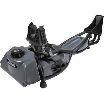 Caldwell Lead Sled DFT 2 Dual Frame Shooting Rest ~ RARE EXCLUSIVE ~ GHOST GREY