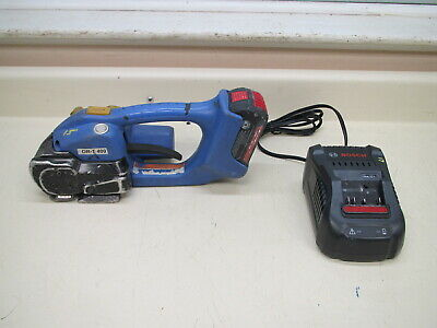 Orgapack OR-T-400 Automatic Sealless Battery Operated Strapping / Banding Tool 2